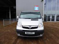 Vauxhall Vivaro 2.0CDTi ( 115ps ) ( EU V ) 2012MY Sportive 2900 SWB Double Cab