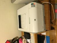 color laser printer HP - $50