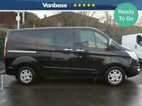 2015 Ford Transit Custom 2.2 TDCi 125ps Double Cab Limited Short Wheelbase L1H1