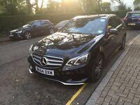 Mercedes e class 2014