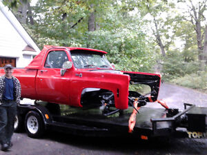 1976 Chevrolet  truck....heavy half ton ..5600 or B.O.