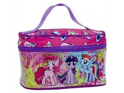 My Little Pony Taschen (My little Pony  Kosmetiktasche Tasche Beutel Eiskönigin 20cm x 11cm x 12cm)