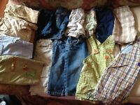 Boys 9-12 and 12-18 months clothes