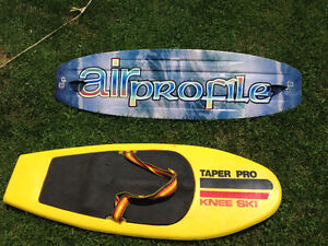 Wake Board and Knee Board