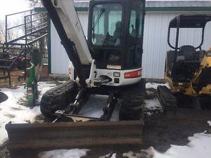 BOBCAT 435 H Excavator