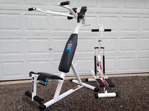Exercise equipment $30 for everything. must pick up