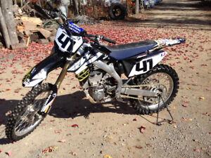 2008 RMZ 450