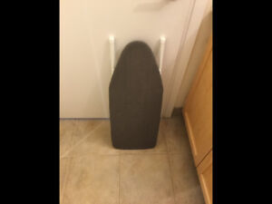 small ironing board for counter