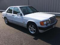 1992 K MERCEDES-BENZ 190 2.6 AUTO SALOON W201 190E LEATHER