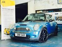 MINI COOPER S 2004 PANORAMIC ROOF HEATED SEATS TOP SPEC