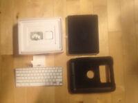 iPad 16 Gb 1re génération (ENSEMBLE COMPLET)