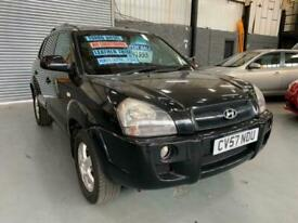 image for 2007 Hyundai Tucson 2.0 CRTD Limited 5dr - Full Leather - Tow Bar ESTATE Diesel