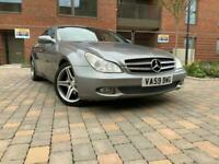 2009 Mercedes-Benz CLS 3.0 CLS350 CDI Grand Edition 7G-Tronic 4dr Coupe Diesel A