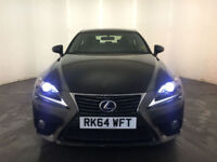 2014 64 LEXUS IS 300H SE HYBRID AUTOMATIC 1 OWNER SERVICE HISTORY FINANCE PX