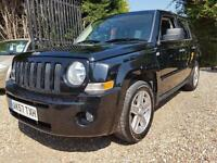 Jeep Patriot 2.0CRD Limited 4x4, Full History, Full Leather, Mot 23.3.18