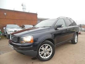 VOLVO XC90 2.4 DIESEL D5 SE AWD AUTO 7 SEATER ONE OWNER