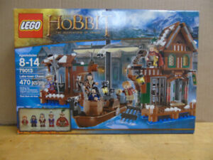 Lego Hobbit 79013 Lake-town Chase
