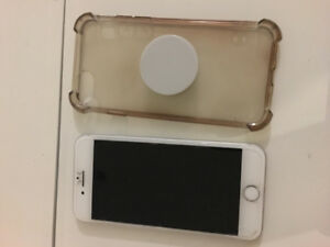Silver iPhone 7 32 GB (Perfect Condition)