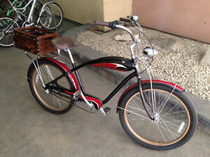 Electra Mulholland 3i - Mens Beach Cruiser Bike