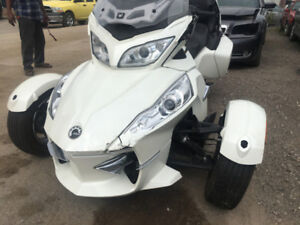 2012 Can Am Spyder just in for sale at Pic N Save!