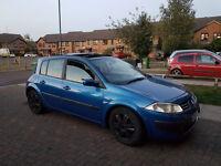 Renault Megane £595 ovno Please read!!