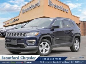 2018 Jeep Compass North 4x4  - Heated Seats - $211.57 B/W