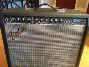 Fender Deluxe 90 guitar Amp,with Sping Reverb