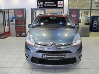 2008 CITROEN C4 PICASSO 2.0HDi 16V Exclusive 5dr EGS [5 Seat] Auto