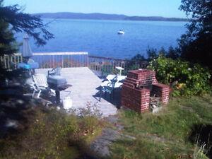 Beachfront Cottage Near Saint John Marina