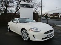 2009 Jaguar XK 5.0 auto (BEST EXAMPLE, LOVELY IN WHITE,HISTORY)