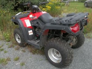 2010 BAJA MOTERSPORTS ATV