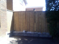 Decks and fence billing and services