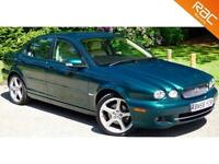 2008 Jaguar X-Type 2.2 D Sport Premium 4dr