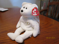 Wedding Beanie Baby Only $5