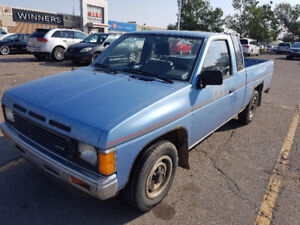 1988 Nissan Pickup King Cab