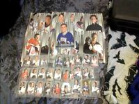 Hockey cards/photos