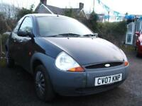 2007 Ford Ka 1.3 Studio 3d ** CLEARANCE CAR **