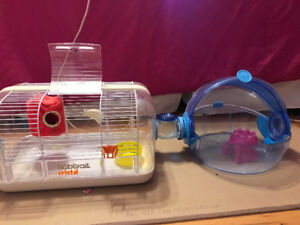 Habitrail Hamster Cages