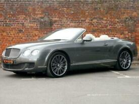 image for 2011 Bentley Continental GTC 6.0 W12 Speed 2dr Auto - DEPOSIT TAKEN - SIMILAR RE