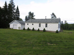 YEAR-ROUND COTTAGE/HOME WITH 300 FT ON SALMON RIVER, RTE 116