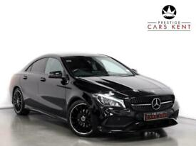 image for 2019 Mercedes-Benz CLA CLASS CLA 200 AMG Line Night Edition Plus 4dr Saloon Petr