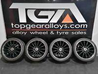 "18"" Original Genuine Mercedes A-Class Alloy Wheels & Tyres A1764010200"