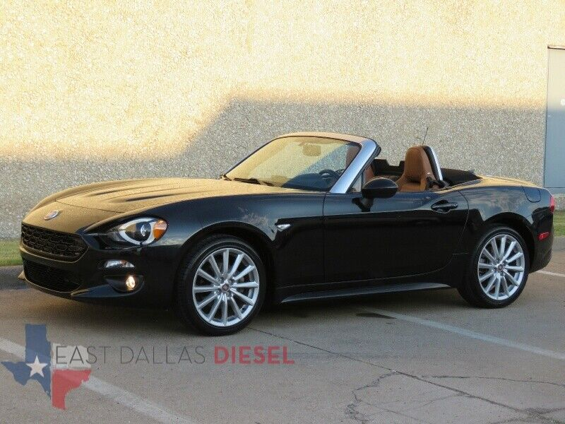 Image 12 Voiture American used Fiat 124 Spider 2017