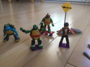 Secret Ninja Turtles