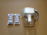 Brita Pitcher with 2 Filters