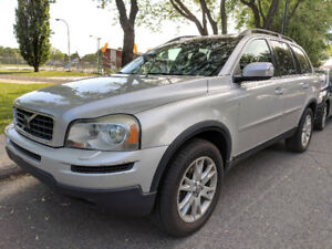 Super Clean 2007 Volvo XC90, 7 seats, DVD, leather, new tires