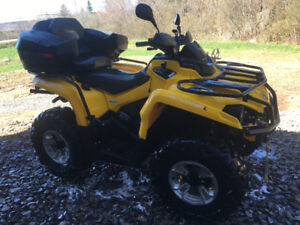 2016 CAN AM 570 OUTLANDER XT....FINANCING AVAILABLE