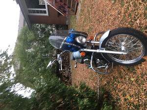 Low km, well maintained Honda Shadow
