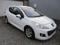 2010 Peugeot 207 1.4 VTi Sport [95] 3dr 3 door Hatchback