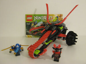 Lego - Ninjago - 70501 - Warrior Bike